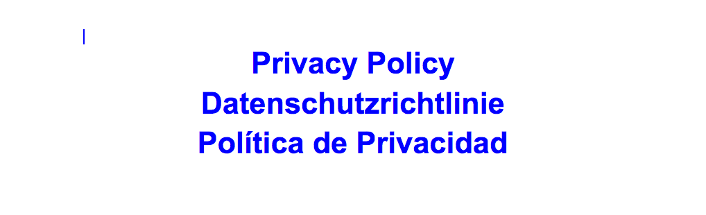 Do I need a multilingual Privacy Policy?